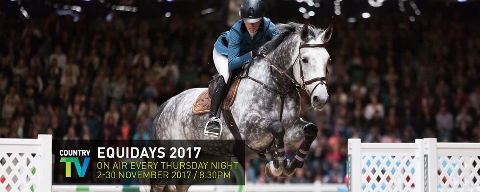 Equidays 2017 kicking off on air in November!