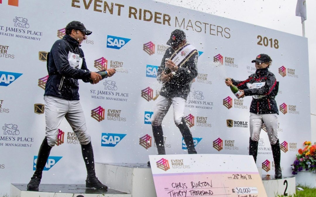 Event Rider Masters Announces Six Date 2019 Calendar – Premiering on Country TV in May